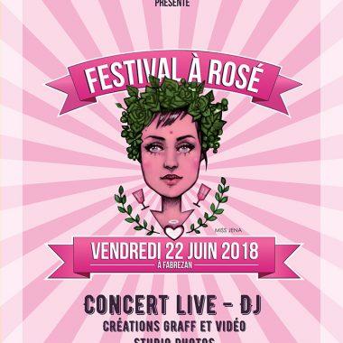 le Festival à Rosé