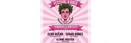 le Festival A Rosé
