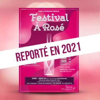 Festival A Rosé